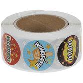 Praise Sticker Roll