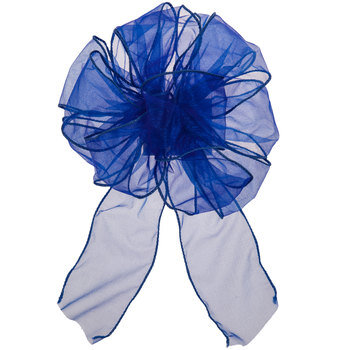 Organza Loop Bow