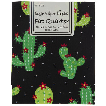 Cactus Fat Quarter