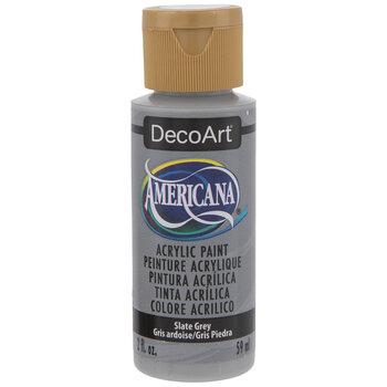 Slate Grey Americana Acrylic Paint