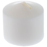 White Votive Candles Value Pack