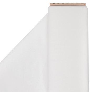 White Bleached Muslin Fabric Bolt