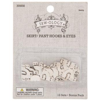 Hook & Eye Closures