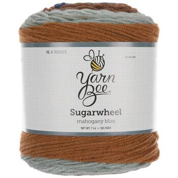 Mahogany Bliss Yarn Bee Sugarwheel Yarn