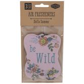 Be Wild Air Fresheners