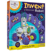 Invent A Motorized Robot Kit