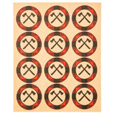 Lumberjack Envelope Seals