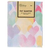 Pastel Heart Fat Quarter