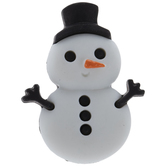 Snowman Shank Buttons