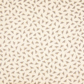 Yellow Bee Tonal Cotton Calico Fabric