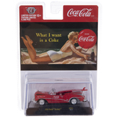 M2 Limited Edition Coca-Cola Die Cast Car