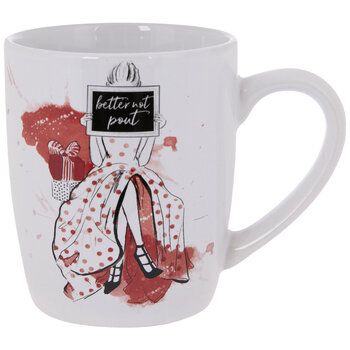 Better Not Pout Mug