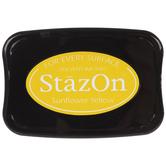 Sunflower Tsukineko StazOn Solvent Ink Pad