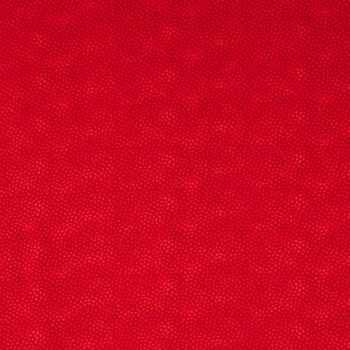Red Color Burst Cotton Calico Fabric