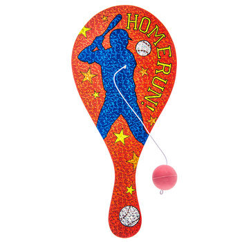 Home Run Paddle Ball