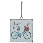 Love Is In The Air Wood Wall Decor