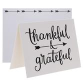 Thankful & Grateful Cards