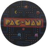Pac-Man Lenticular Circle Wood Wall Decor