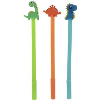 Dinosaur Pens - 3 Piece Set
