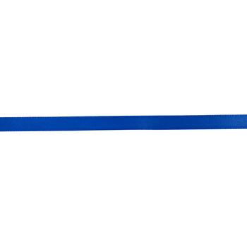 """King Blue Double-Face Satin Ribbon - 3/8"""""""