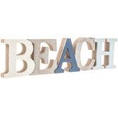 Beach Wood Decor