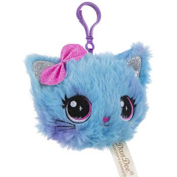 Blue Cat Backpack Clip