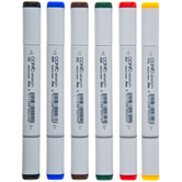Copic Sketch Markers - 6 Piece Set