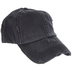 Black Ponytail Baseball Cap