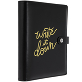 Write It Down Personal Planner Binder