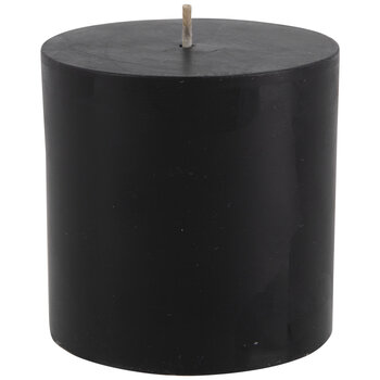 Onyx Pillar Candle
