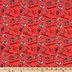 Texas Tech Allover Collegiate Cotton Fabric