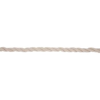 "Natural Cotton Cord - 1/2"""