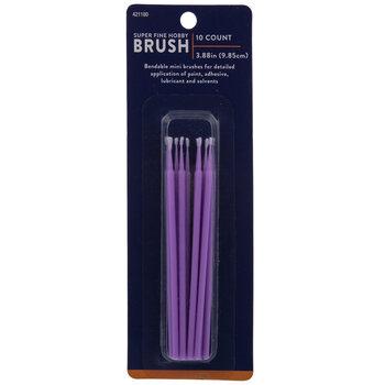 Superfine Hobby Brushes