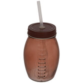 Football Glass Cup