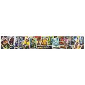 The Mandalorian Cards Canvas Wall Decor