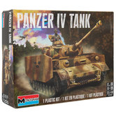 Panzer IV Tank Model Kit