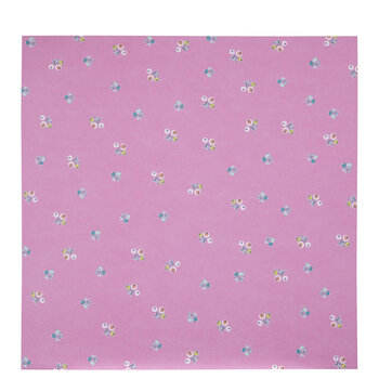 "Pink Berries Scrapbook Paper - 12"" x 12"""