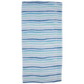 Blue & White Striped Kitchen Towel