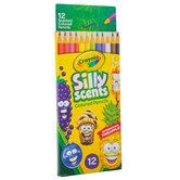 Crayola Scented Colored Pencils - 12 Piece Set