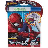 Spiderman Imagine Ink Pad