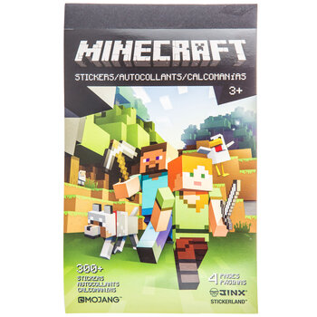 Minecraft Stickerland Stickers