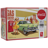 Vintage Coca-Cola Car Model Kit