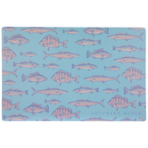 Southern Marsh Fish Placemat