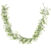 Green Baby Tear Garland