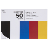 "Essentials Cardstock Paper Pack - 8 1/2"" x 11"""