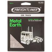 Coe Truck Metal Earth 3D Model Kit