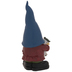 Blue Gnome With Flowers