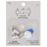 """Cover Button Kit - 5/8"""""""
