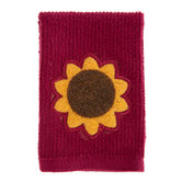 Sunflower Dishcloth & Scrubber