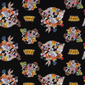 Looney Tunes Cotton Calico Fabric